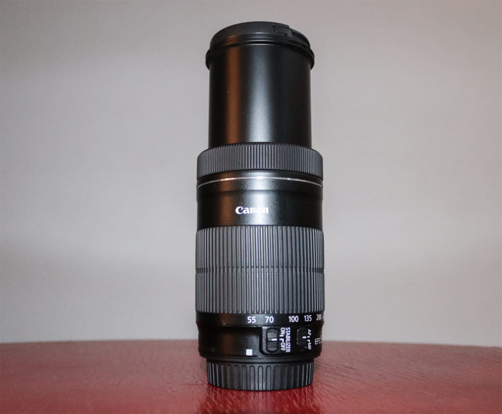 [RECENSIONE]CANONEF S mmf/ .STMIS