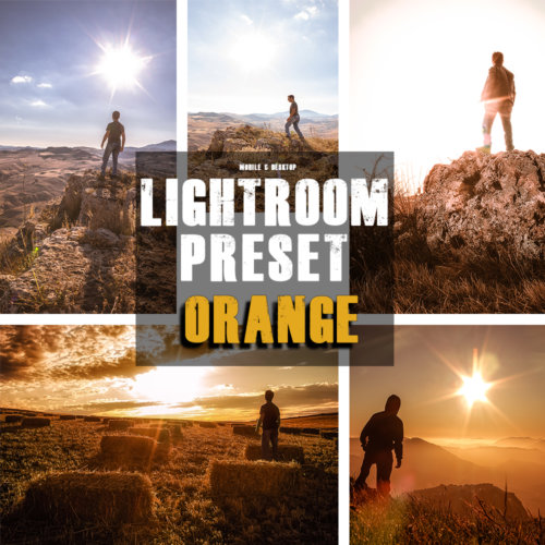 lightroom sunset preset