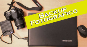 backup fotografia