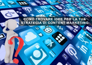 strategia di content marketing